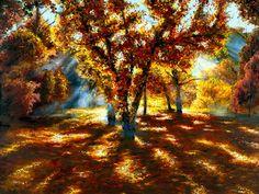 Akiane Kramarik Pictures Of Heaven | akiane kramarik | Tumblr