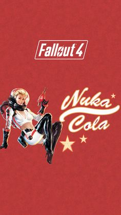 Fallout 4 Nuka Cola Phone Wallpaper HD made by me :)