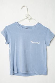 Brandy ♥ Melville | Ali New York Top - Graphics