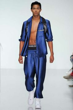 Nasir Mazhar | Spring 2015 Menswear Collection | Style.com