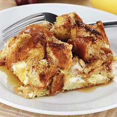 French Toast Casserole in the SLOW COOKER | Capper's Farmer Magazine