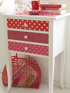 Cute for a little girl's room or accent piece