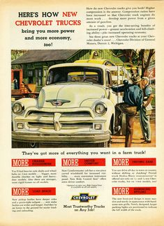1954 Chevrolet Truck Ad-02