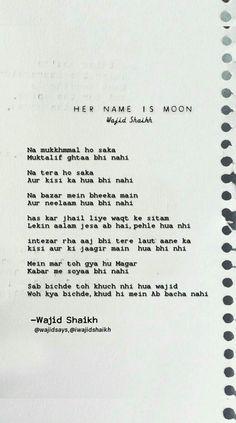 8c947c88fc Na mukkmal ho saka mukhtalif ghataa bhi nahi Na tera ho saka Aur kisi ka hua