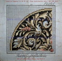 berlin wool work-needlework patterns Rudolph Grafshoff -Berlin