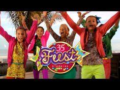 Kinderen voor Kinderen 35 - Feest! (Officiële videoclip) - YouTube Music For Kids, Kids Songs, Kinds Of Music, Music Is Life, Indoor Recess, Pirate Theme, Kids Corner, My Little Girl, Pre School