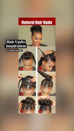 Black Ponytail Hairstyles, Girls Natural Hairstyles, Baby Girl Hairstyles, Braided Hairstyles, Curly Hair Styles, Natural Hair Styles, Birthday Countdown, Travel Hairstyles, Black Hair Extensions