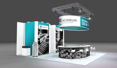 We make stands that standout. Stands for trade shows or special events. We design and create for Colombia. Trade Show, Special Events, Bookends, Branding, Social Media, Projects, How To Make, Design, Steel