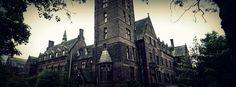 Newsham Park Abandoned Hospital Liverpool