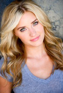 AJ Michalka - I met her on the set of Grace Unplugged, which was being filmed at my church.
