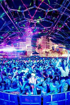 #ThrowbackThursday Ultra Music Festival 2013