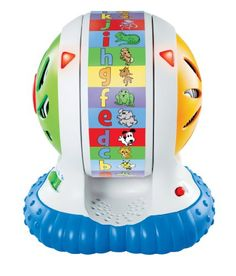 $49.95 LeapFrog Spin and Sing Alphabet Zoo. Whizzing motions, sparkling lights and cheerful songs introduce kids to the alphabet, from alligator to zebra.