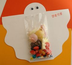 La petite vie de Ci – Emballage d'Halloween
