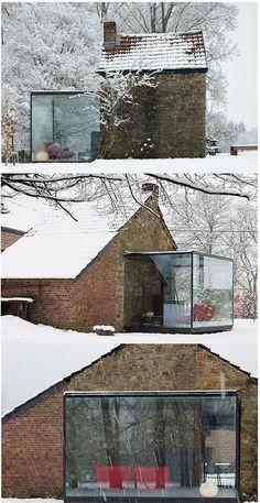 Mur de verre à découvrir sur le site Sésame Cover