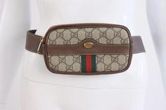 13b8a7cb227 New   Sold Out GUCCI Ophidia GG Supreme Belt Bag at Rice and Beans Vintage  Vintage