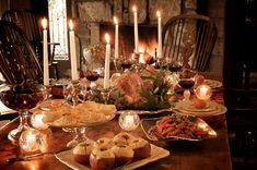 Dickens Christmas Recipes from Nephew Fred  Duchess Potatoes  Baked Apples stuffed with dried fruit and pecans – Something sweet-but-wholesome for your holiday table.  New England Sausage, Apple and Dried Cranberry Stuffing – a hearty stuffing; everyone will want seconds.  Glazed Carrots with Walnuts – a delightful holiday side dish.   Plum Pudding with Hard Sauce – a truly Dickensian dessert.  Mincemeat Pie – Rumor has is this was Scrooge's favorite dessert.