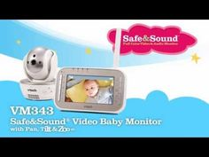 Have a mischievous little one at home? VTech's new VM343 video baby monitor makes it easier than ever to keep an eye and ear on baby from any room in the house. Head to pnmag.com/vtech for your chance to win one for yourself!