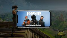 Fortnite Announces Mobile Game Offering Cross Platform Support to PC and PS4! Fortnite Battle Royale wants to keep up with all this successful success now on iOS and Android versions.Fortnite, the epic game that has always been a big hit since the days of Epic Games, is now on the mobile market.
