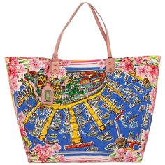 Dolce & Gabbana Handbags for Women Brown Leather Satchel, Pink Leather, Italian Luxury Brands, Dolce And Gabbana Handbags, Designer Totes, Black Tote Bag, Handbags On Sale, Canvas Leather, Fashion Handbags
