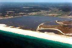Lagoa de santo andré Airplane View, Countryside, Portugal, Tourism, Coast, World, Places, Water, Travel
