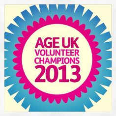 It's your last chance to nominate your Age UK Volunteer Champion! Nominate your winner here: http://www.ageuk.org.uk/volunteerchampions