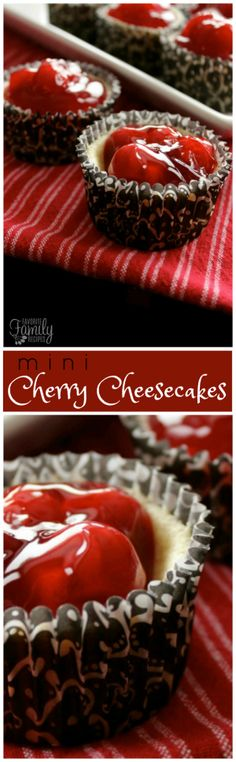 These Mini Cherry Ch