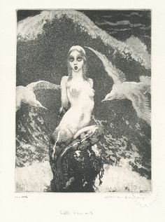 Norman Lindsay (1879-1969),… - Sporting & General Memorabilia, Session 2 - Charles Leski Auctions Pty. Ltd. - Antiques Reporter