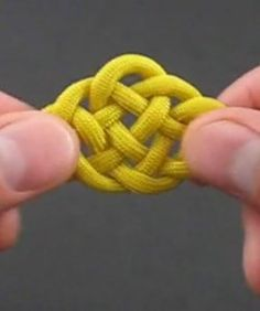 Advanced knots; a collection of video tutorials #knots #jewelry #paracord #hemp #diy #howto #tutorial