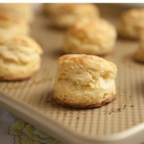 How to make flaky biscuits, and a dozen way to customize them.