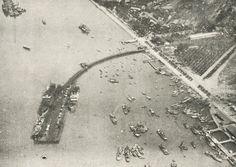 Muelle Norte y Parte De La Bahía Huelva-1926.