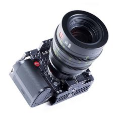 Metal Jacket Custom Cage for Leica SL 4K Camera by LockCircle