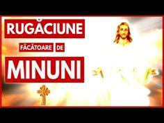 RUGACIUNE FACATOARE DE MINUNI 🙏 CEA MAI LINISTITOARE RUGACIUNE - YouTube Power Of Prayer, Prayers, Calm, God, Artist, Artwork, Movie Posters, Movies, Youtube
