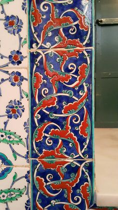 Glazes For Pottery, Ceramic Pottery, Turkish Tiles, Caligraphy, Ottomans, Earthenware, Islamic Art, Traditional, Drawings