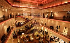 World's Most Spectacular Department Stores | Travel + Leisure