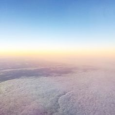 High above the clouds on my way to Rome this morning  by parisinfourmonths on Instagram