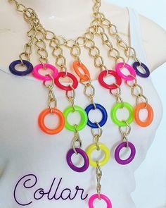 #collar #colores #carnavaldebarranquilla #accesorioscarnaval