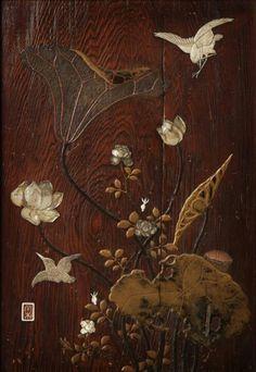 Japonisme, Gabriel Viardot