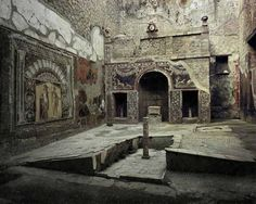 this is an image of an archaelogical site in Herculaneum,Italy.                                Lessing,Erich.Roman triclinium.Erich Lessing culture and fine arts archive.lessing-photo.com.web.28.Sept.2011http://www.lessing-photo.com/dispimg.asp?i=110101+2+&cr=7&cl=1