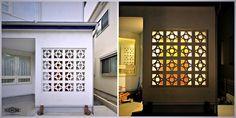 表情豊かな花形ブロック : □□■■■ Hughome blog ■■■□□ 「 自然素材に囲まれた暮らしを楽しむ家づくり。」 Outdoor Life, Outdoor Decor, Royal Art, Brick Patterns, Patio, Brick Wall, Textured Walls, Architecture Details, Home Improvement