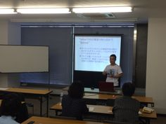 長山寛氏、講義中 ニッチな戦略 http://kumahachi.me/seminar/post-1053