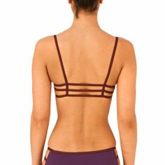 Bcbgeneration Bikini Tops - Bcbgeneration Bound To The Future Penthouse Bandeau Bikini Top - Brulee