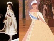 30 Day Disney Princess Challenge (Day Favorite outfit: Anastasia's ball gown (rendition of the real Anastasia's court dress) Disney Anastasia, Anastasia Film, Anastasia Cosplay, Anastasia Broadway, Anastasia Musical, Anastasia Dress, Disney Pixar, Disney Films, Disney Fan Art