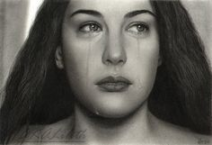 Arwen's tears ~ by AKALilith.