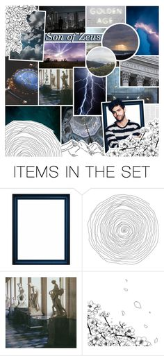 """""""--- the son of zeus"""" by natasha-maree13 ❤ liked on Polyvore featuring art and polyvoreeditorial"""