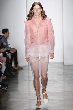 Parsons MFA Spring 2017 Ready-to-Wear Fashion Show Look 6/116