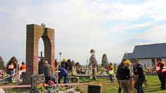 #world #news  Monument to UPA fighters demolished at Polish cemetery:…  #FreeKarpiuk #FreeUkraine @POTUS @realDonaldTrump @thebloggerspost