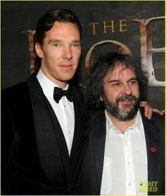 "Celeb Diary: Benedict Cumberbatch la premiera ""The Hobbit: The Desolation of Smaug"" in Hollywood"