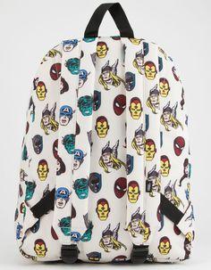 VANS x Marvel Characters Old Skool II Backpack - NATUR - VN000ONIRUB 90fd3ad64b1f0