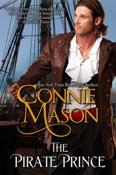 Amazon.com: The Pirate Prince eBook: Connie Mason: Kindle Store