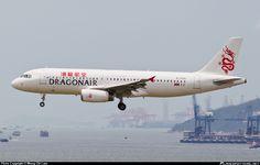 B-HSR Dragonair Airbus A320-232 taken 13. May 2012 at Hong Kong - Chek Lap Kok International (HKG / VHHH) airport, Hong Kong by Wong Chi Lam